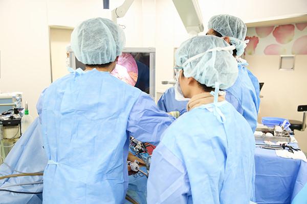 手術 卵巣 嚢腫